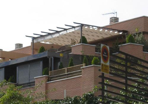 Toldos y p rgolas cerrajer a 5r - Fotos de cerramientos de terrazas ...